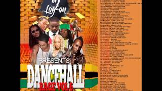 DJ LOGON SUMMER DANCEHALL  MIX 2013 (CLEAN)