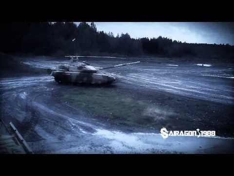 Russian Expo Arms (2011) | HD |T-90MS TAGIL & BMPT Terminator | Edited | Created By Sairagon 1988