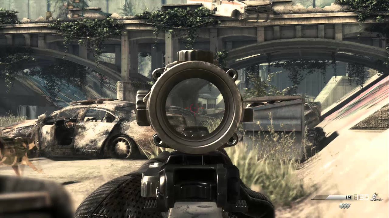 Call of Duty Ghosts Lag Compensation info revealed