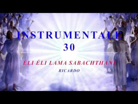 KHANGERY INSTRUMENTALE TRACK 30 ELI ELI LAMA SABACHTHANI