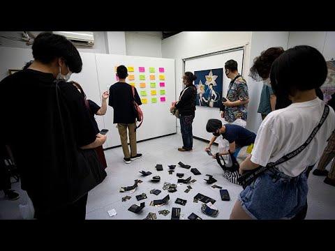 شاهد: معرض فني في طوكيو يشجع زواره على سرقة محتوياته  - نشر قبل 28 دقيقة