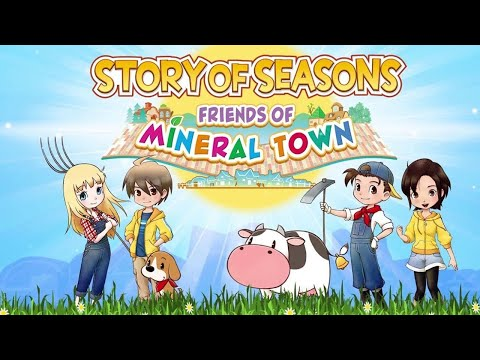 Story Of Seasons: Friends Of Mineral Town Gameplay Part 1