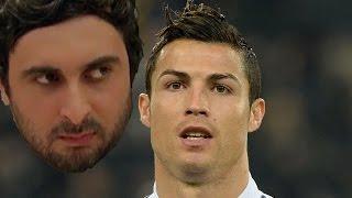 რა მოხდებოდა C.Ronaldo რომ ხაშურელი ყოფილიყო