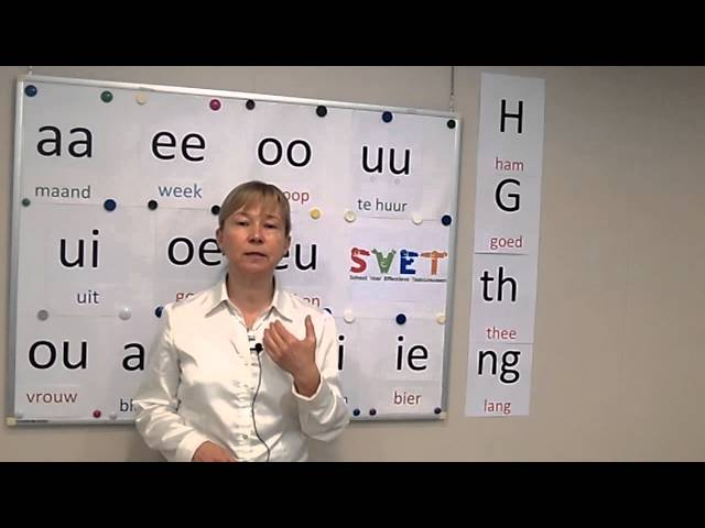 Nauka holenderskiego | Wymowa holenderska