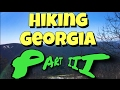 Hiking Georgia Part III: Neel Gap to Dick's Creek Gap