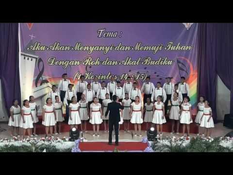 Rehoboth Youth Choir - Besar dan Perkasa
