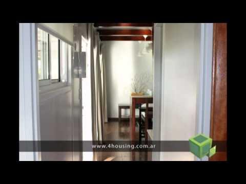 Casas con contenedores mar timos 4housing youtube - Casa hecha de contenedores ...