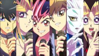 Repeat youtube video Tik Tok (All yugioh) ft.ShadyVox (Bonds of Friendship) (^.^)