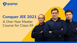 Conquer JEE 2021: A One-Year Master Course for Class XII