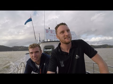 PAIHIA- NEW ZEALAND ][ TRAVEL VLOG ][ GETTING CAUGHT IN A FLOOD!
