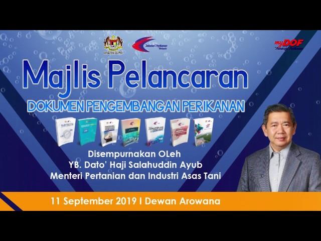 Video Dokumen Pengembangan Perikanan (DPP) Jabatan Perikanan Malaysia