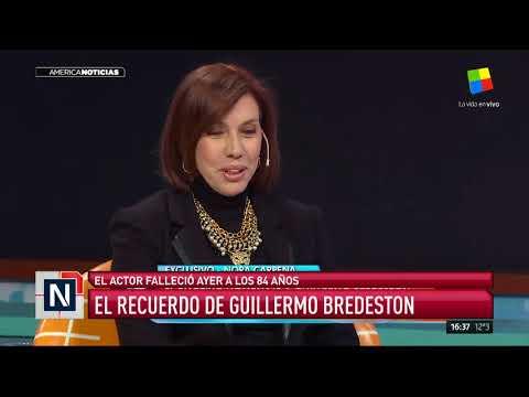 El recuerdo de Guillermo Bredeston