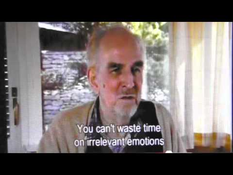 Ingmar Bergman on demons
