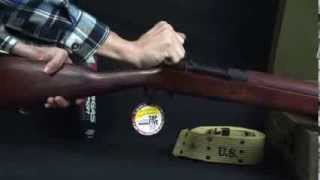 G&G M1903A3 Gas Rifle Bolt Action,Full Metal and Real Wood