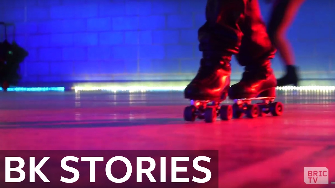 Roller skating vaughan - Rock Stake Roll Bounce Old School Moves With New School Flair Bk Stories