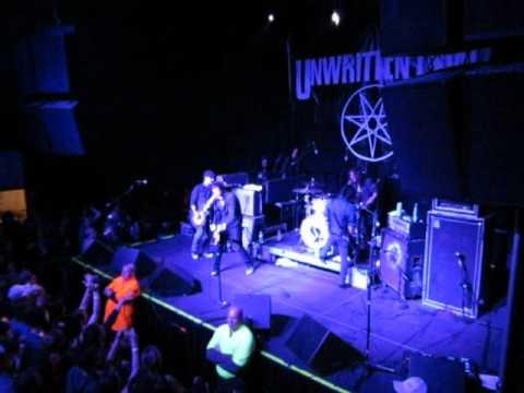 """Unwritten Law, """"Underground"""""""