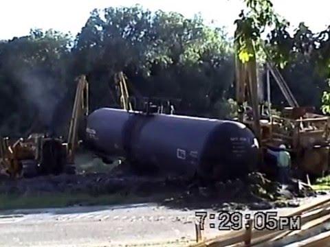 (57) South Bend Train Wreck