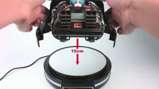 Back to the Future II, DeLorean TIME MACHINE Levitation Demo II