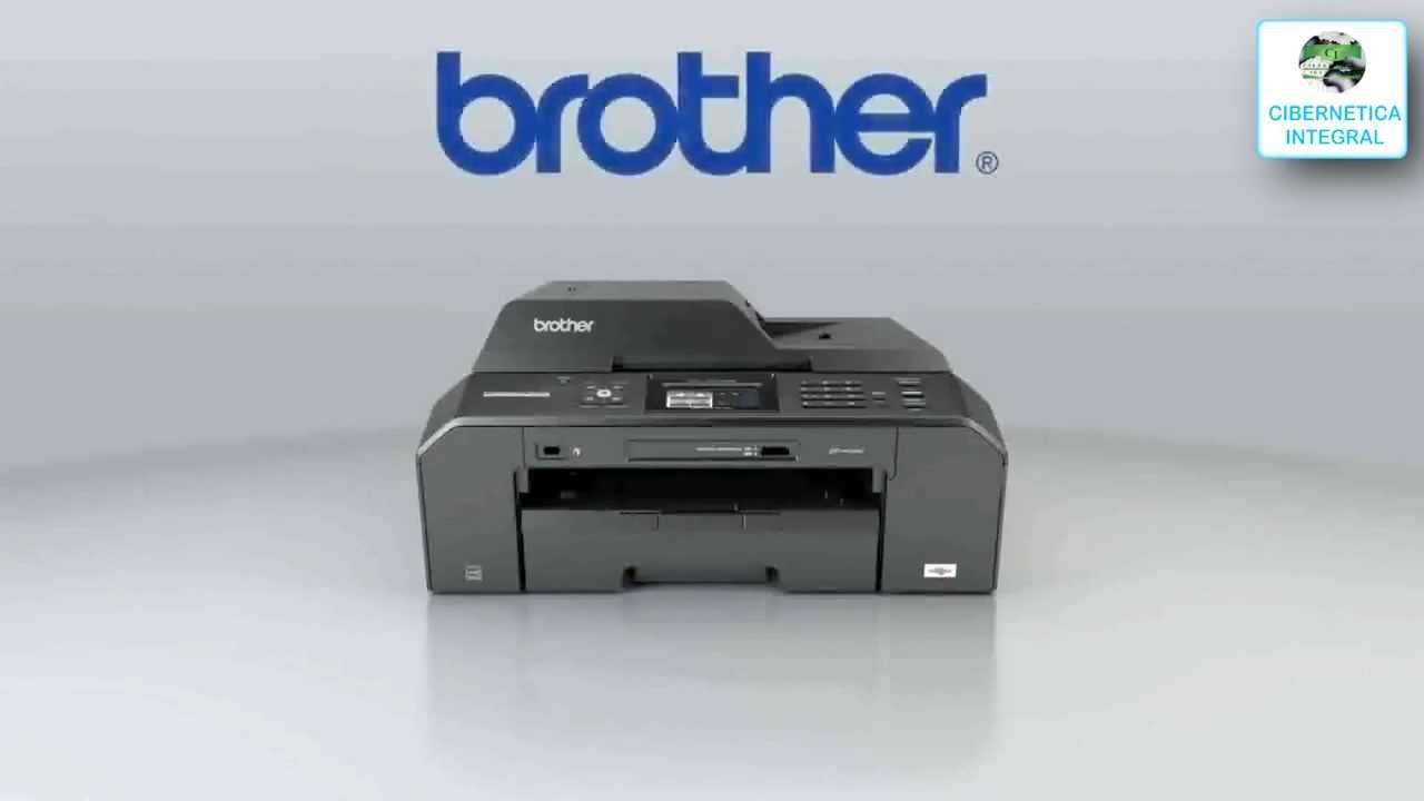 multifuncional brother mfc j5910dw impresora scanner copia. Black Bedroom Furniture Sets. Home Design Ideas