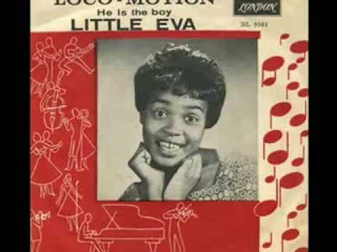 Little Eva - Loco-Motion  (Rare 'Mono-to-Stereo' Mix 1962)