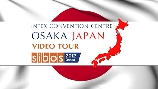 Virtual Tour of Sibos 2012 Venue - Intex Osaka