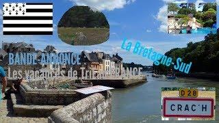 BANDE-ANNONCE - Les vacances d'été en Bretagne-Sud (Juillet 2017)