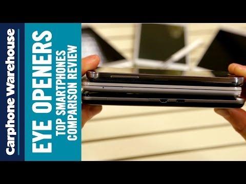 Top Smartphones - Comparison review