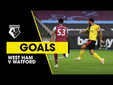 West Ham Watford Goals And Highlights