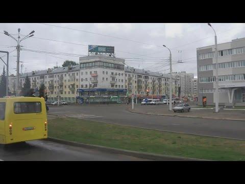 . Кострома. Экскурсия по центральным улицам на автобусе