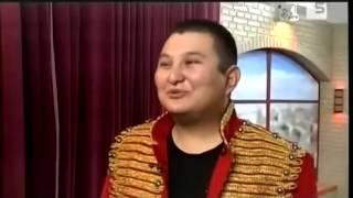 Кыргыз фокусник