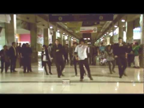 Dream High Lima - Flashmob ver. 1 [06.10.2011]