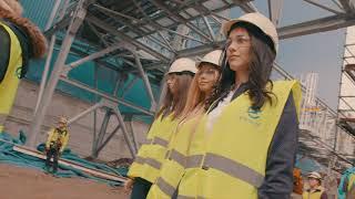 Odwiedziny w firmie Elemont i na budowie SUW w Elektrowni Opole