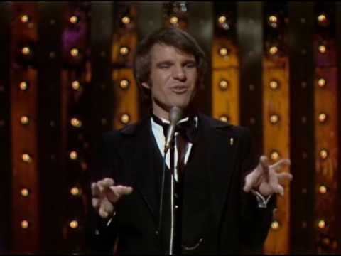 70s Comedy Midnight Special Steve Martin Youtube