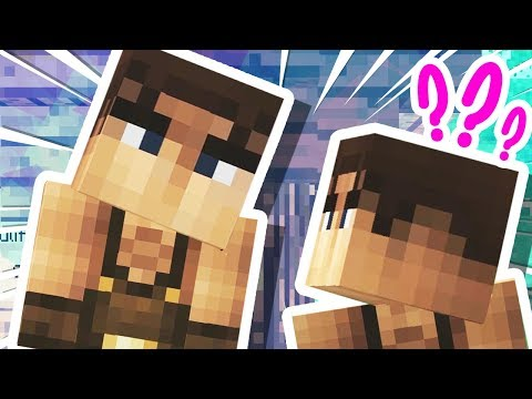 YULIF HAS A MINECRAFT TWIN?!?!