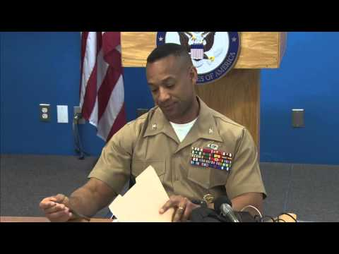 Foreign Press Center Briefing: U.S. Marine Corps Crisis Response in Africa