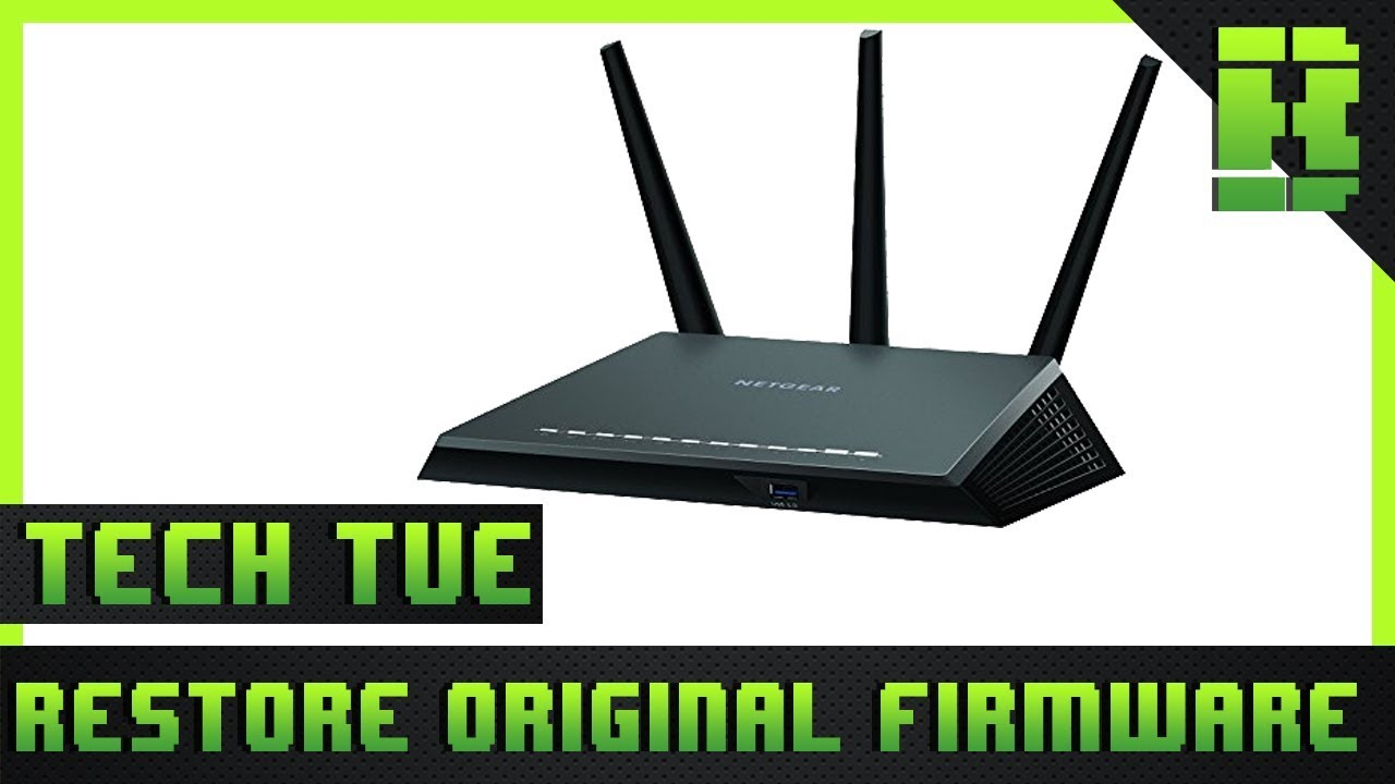 Steam Community :: Video :: Netgear Nighthawk R7000 Firmware