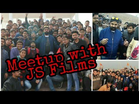 meet js films |patna meetup| 3 lack subscriber celebration