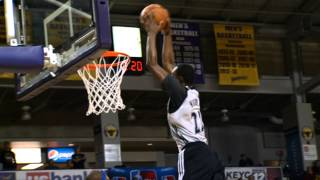 Andrew Wiggins Shows Out at Dunks After Dark
