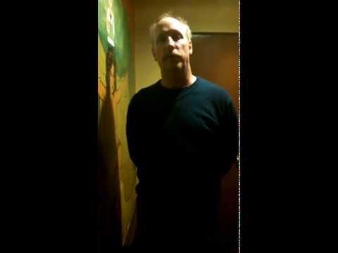 Matt Walsh (VEEP) I Stop The Violence Arlington Texas / Kelly Alert