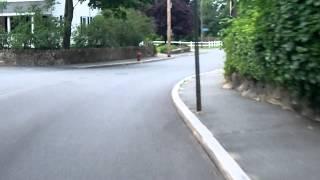 swampscott, ma., bike ride down the hill, july 2, 2014