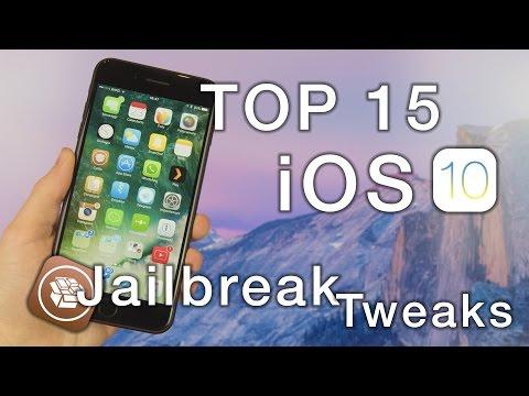 Top 15 Tweaks di Cydia GRATIS per iOS 10!