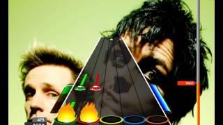 Guitar Flash Custom - Green Day - 21 Guns 100% FC Expert