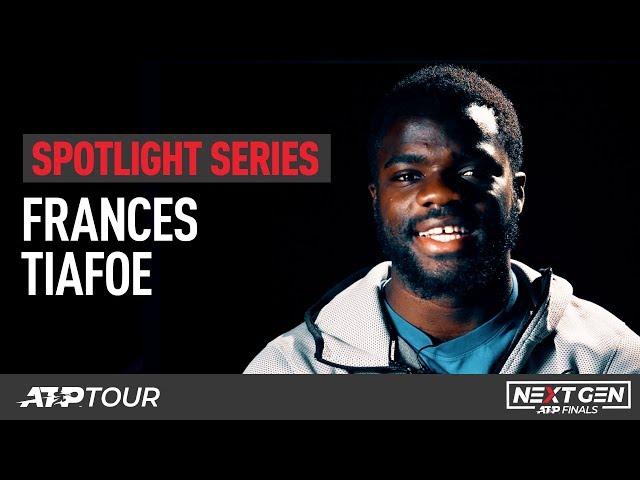 SPOTLIGHT SERIES: FRANCES TIAFOE | ATP