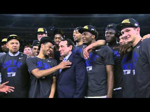 2015 Duke Basketball: The Year of the Blue Devils