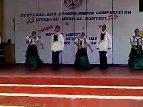 Our Lady of Grace Academy Folkdance HS - PANTOMINA DE SORSOGON