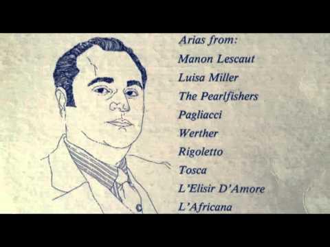 Gigli live in Rio - E lucevan le stelle (Puccini - Tosca)