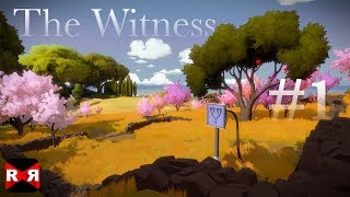 The Witness - iOS / PS4 / Steam - Walkthrough Gameplay Part 1