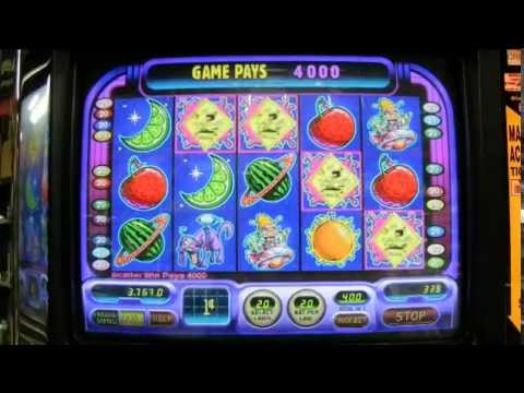 Little green men slot machines acropolis casino review