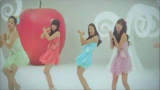 """T-ARA - """"Apple Is A"""" (Fan Edited Version)"""