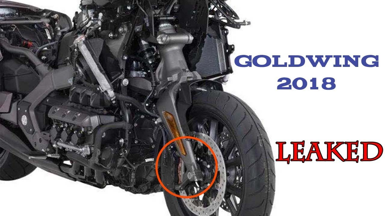 Honda Goldwing 2018 Specs And Features Leaked